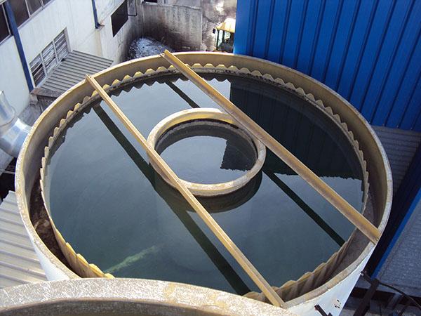 Gestão de Redes de Águas Industriais